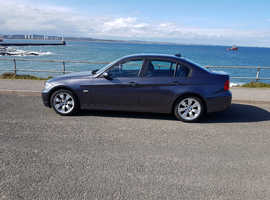 BMW 3 Series, 2005 (05) Grey Saloon, Manual Diesel, 88,000 miles 12 MONTHS MOT