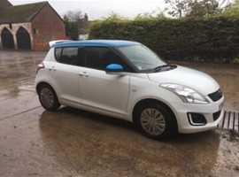 Suzuki Swift, 2014 (64), Manual Petrol, 51,000 miles