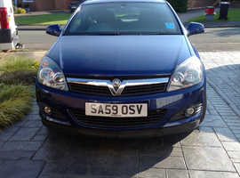 Vauxhall Astra, 2009 (59) Blue Hatchback, Manual Petrol, 15,600 miles