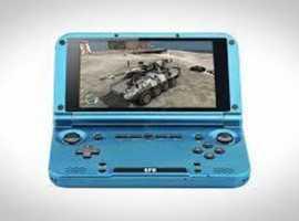 GPD XD Retro emulator + 128gb SD card + over 80 PS1 games