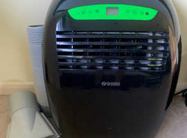 Olimpia Splendid SILENT 8500 BTU Ultra Quiet Portable Air Conditioner And Purifier