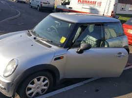 Mini MINI, 2003 (03) Silver Hatchback, Manual Petrol, 144,958 miles
