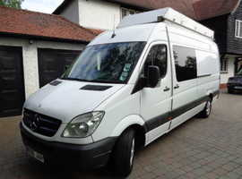 2008 Mercedes sprinter 311 Race van