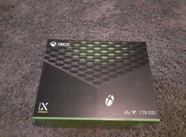 Xbox x series