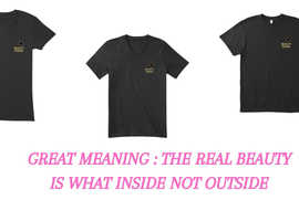 BEAUTY INSIDE T-SHIRT