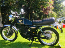 1988 Matchless Harris 500 Electric Start