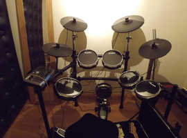 Alesis DM10 studio electronic drum kit