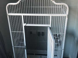 Lovely large bird cage