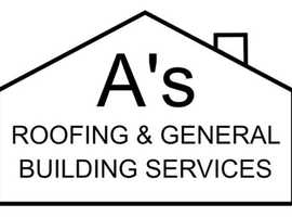 A's Roofing & Building services