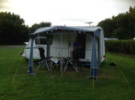 **further reduction for quick sale** Abbey Safari touring caravan