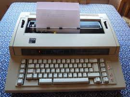 IBM Actionwriter Typewriter.