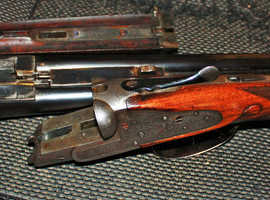 W.H.Pollard London sidelock ejector 12 bore