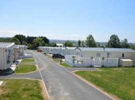 touring getting a bit to much why not look at part exchanging your tourer for a static caravan at Tarka north Devon