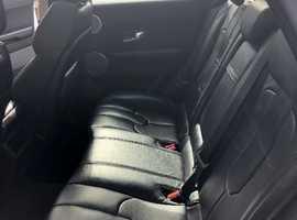 Land Rover Range Rover Evoque, 2013 (63) White Estate, Manual Diesel, 71,265 miles