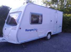 2006 Bailey Ranger 460/2 - 2 Berth Caravan