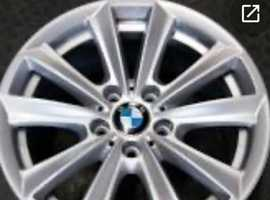 "Bmw 530d f10 17 "" wheels and tyres"