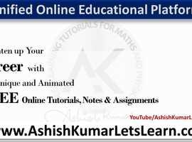 Unified Free Online Educational Platform
