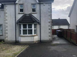 4 bed semi castlederg