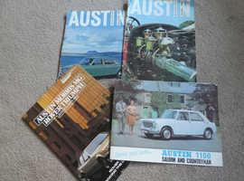 AUSTIN MAGAZINES FROM 1964