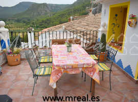 REF. H0035 - TOWNHOUSE FOR SALE, CHULILLA (VALENCIA) - SPAIN