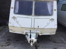 Rallyman Ace touring caravan
