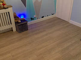 Private Wood & laminate flooring fitting