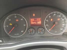 Volkswagen Golf Plus, 2007 (57) Silver Hatchback, Manual Diesel, 108,045 miles