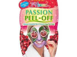 10 x Montagne Jeunesse '7th Heaven' Passion Peel-off Face Masks for £4.00