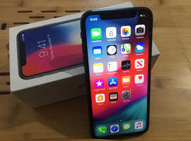 iPhone X 256GB Vodafone - Cash on Collection Only