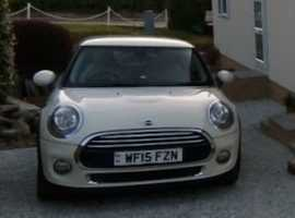 Mini MINI, 2015 (15) White Hatchback, Manual Diesel, 40,350 miles