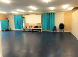 Room/Hall Hire