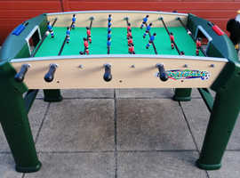 Charton football table