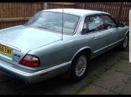 Jaguar V8 XJ SRS, 1999 (V) Silver Sports, Automatic Petrol, 109,000 miles