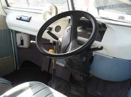 VW Campervan Project