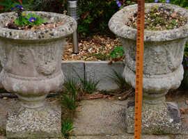 Vintage planters for sale x 4