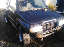 Suzuki Vitara 4x4 off road farm vehicle