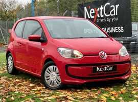 Volkswagen Up! 1.0 BlueMotion Tech Move Up Genuine 14,000 Miles Only....Full Service History....£0 Road Tax!