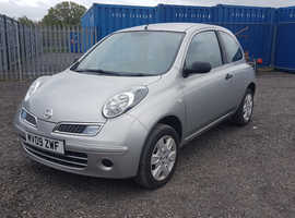 Nissan Micra 1.5dci diesel new mot £30 tax year