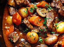 Slow Cooker Beef Recipe