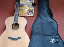 Ashbury acoustic guitar nearly new