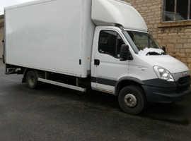 Iveco, DAILY 70C17, Box Van, 2013, 2998 (cc)