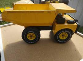 Matchbox dumper truck