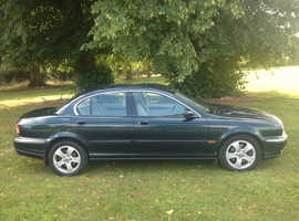 JAGUAR X TYPE 3.0 AUTOMATIC 61000 MILES MOT DRIVES EXCEPTIONALLY WELL TOP SPEC CHEAP CAR