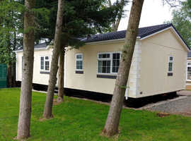 RESIDENTIAL PARK HOME FOR SALE - HEREFORDSHIRE