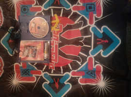 Ps2 Dance Mat And Game