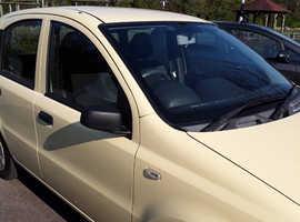 Fiat Panda, 2009 (59) yellow hatchback, Manual Petrol, 40,000 miles