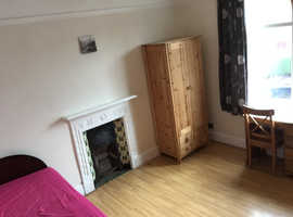 Large sunny room , clean quiet flat , female flat share