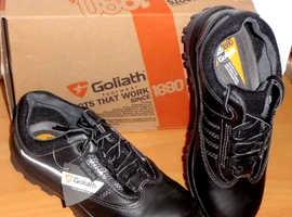Goliath Sprint S3 Safety Trainer Work Boots