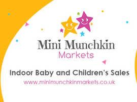 BRACKNELL Mini Munchkin Markets - *POSTPONED*