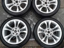 Audi alloy wheels 245/40 /R18, PCD 5x112